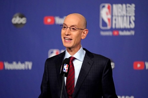 Silver, NBA unhappy with free agency, trade demands