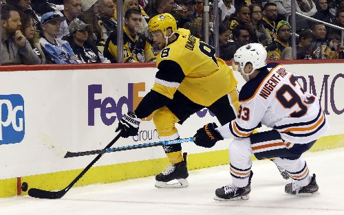 Penguins' shootout win ends losing streak vs. Blackhawks