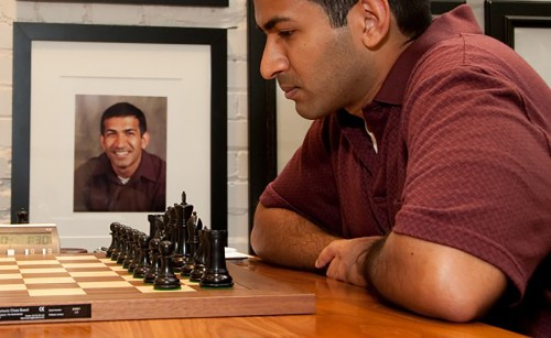 On the Red Couch with Chess Grandmaster Vinay Bhat