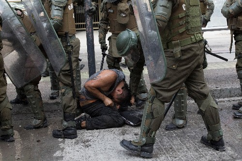 Chilean security forces 'intentionally' attacked protesters to 'punish' them: Amnesty