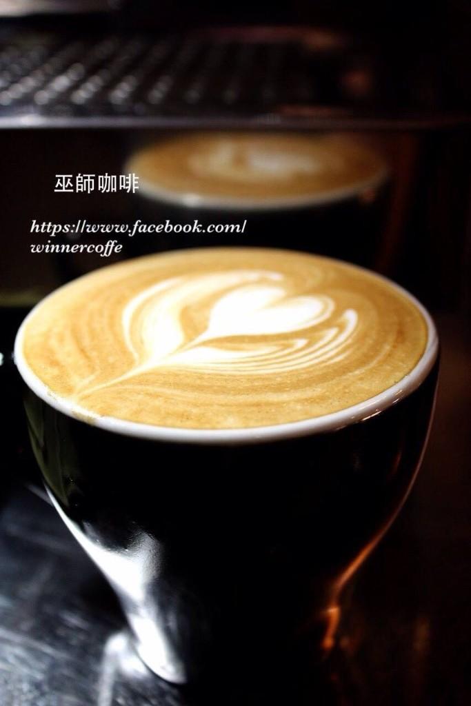巫師咖啡 - Magazine cover