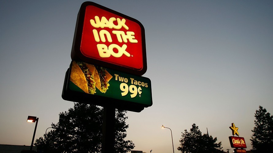 Jack in the Box named fast-food restaurant that could benefit most from legal marijuana