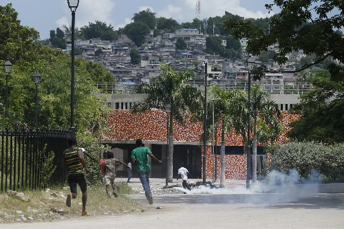 Haiti's embattled president faces 5th week of protests