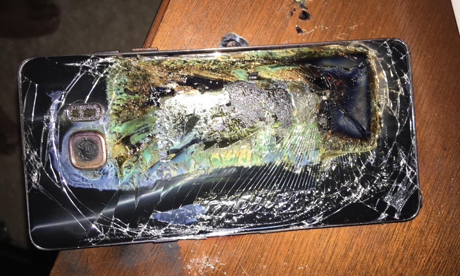 Samsung owners furious as company resists paying up for Note 7 fire damage