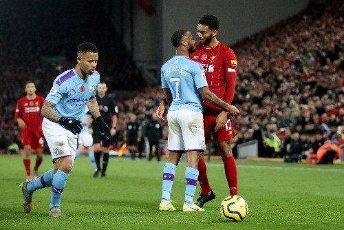 Soccer: 'We figured things out': England's Sterling draws line under Gomez clash