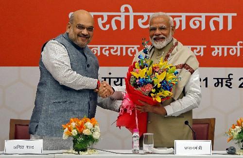 Modi promete una India inclusiva tras impresionante victoria electoral