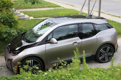 A Weekend With The All-Electric BMW i3