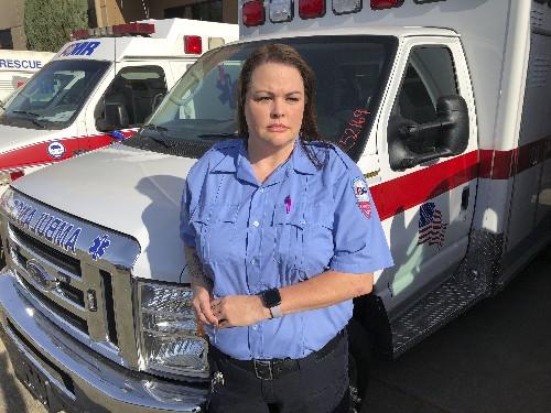 Portland, Oregon, paramedics learn self-defense amid attacks
