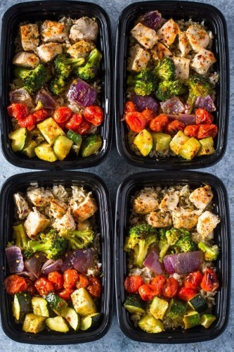 19 (Not-Boring) Meal-Prep Recipes for Chicken
