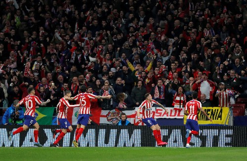 Atletico return to their roots with throwback win over Liverpool