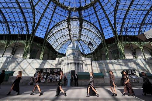 Haute Couture Fashion in Paris: Pictures