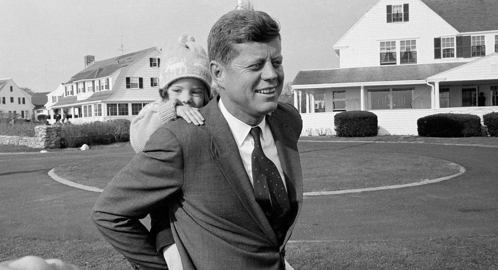 My Dad, JFK, Was for Free Trade. Democrats Today Should Be Too.