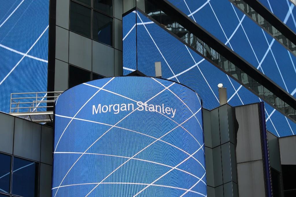 Morgan Stanley publie un bénéfice record avec la volatilité des marchés