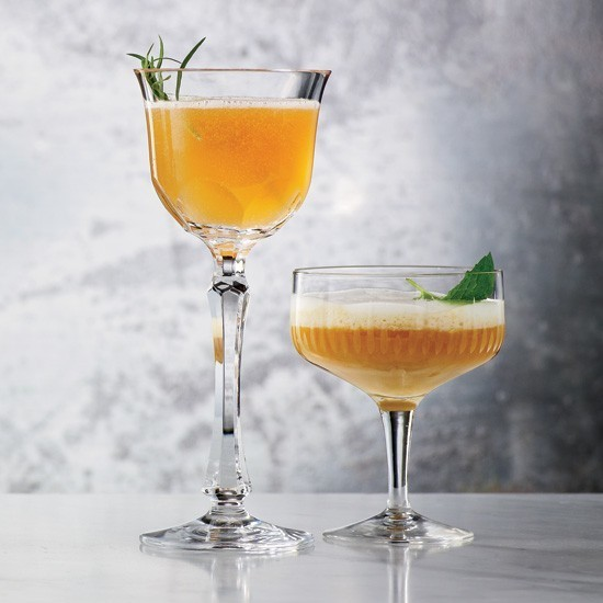 9 Herbaceous Cocktails to Kick Start Spring