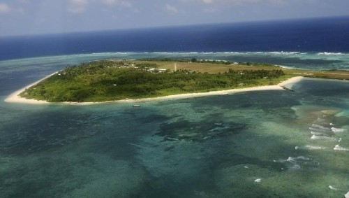 U.S. says open to patrols with Philippines in waters disputed with China