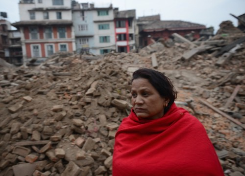 Nepal Earthquake Day 2: In Pictures