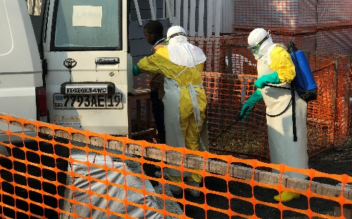 WHO flags Ebola risk in Rwanda, but then withdraws its report