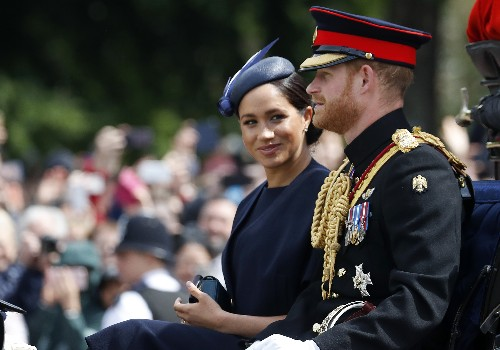 Duke and Duchess of Sussex to start new foundation