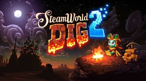 SteamWorld Dig 2 | Nintendo Switch - Cover