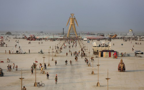 5 Topics for…Burning Man