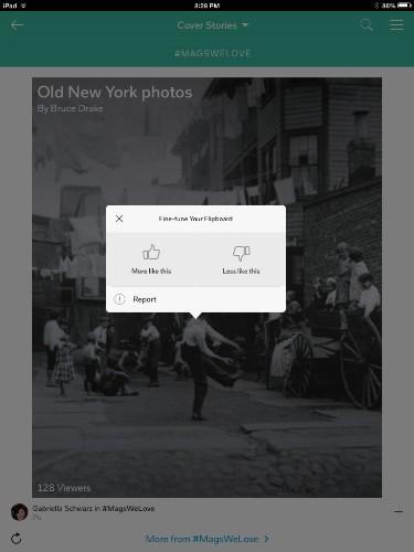 Apple iOS9 に関するアップデート:Flipboardの新しいSpotlight検索