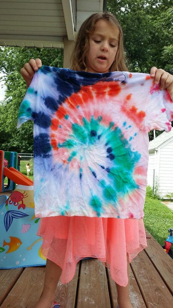 Annabelle's t-shirt