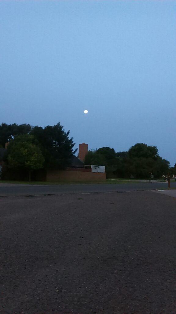 Sturgeons Moonset