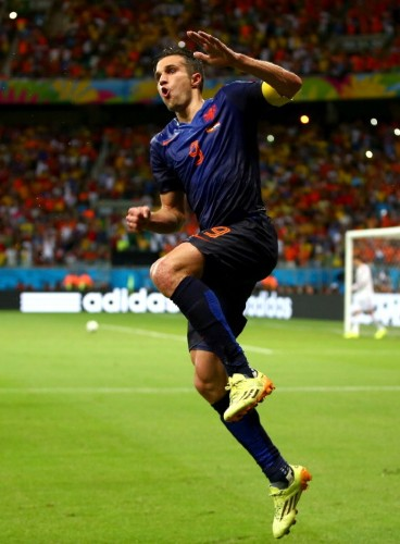 The Dutch, El Tri Win on Day 2: Photo Gallery