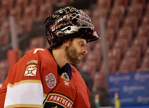 Panthers edge Flames in shootout behind Reimer