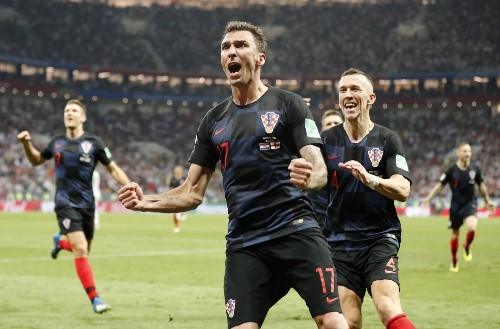 Croatia Crushes England's Dreams at the World Cup: Pictures
