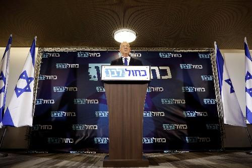 Weakened Netanyahu's offer for unity government rebuffed by rival Gantz