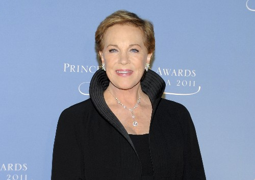 Q&A: Julie Andrews on new memoir and her 'second career'