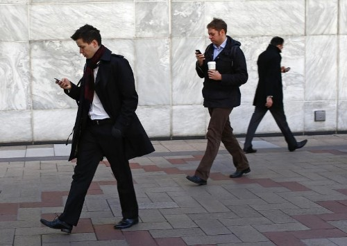 Marketers use of mobile phone data erodes consumers' trust - survey