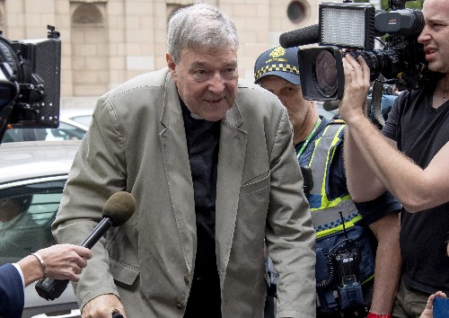 The Latest: Pell's lawyers weigh appeal of sex abuse verdict