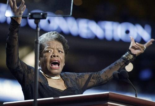 Maya Angelou: A Photo Gallery