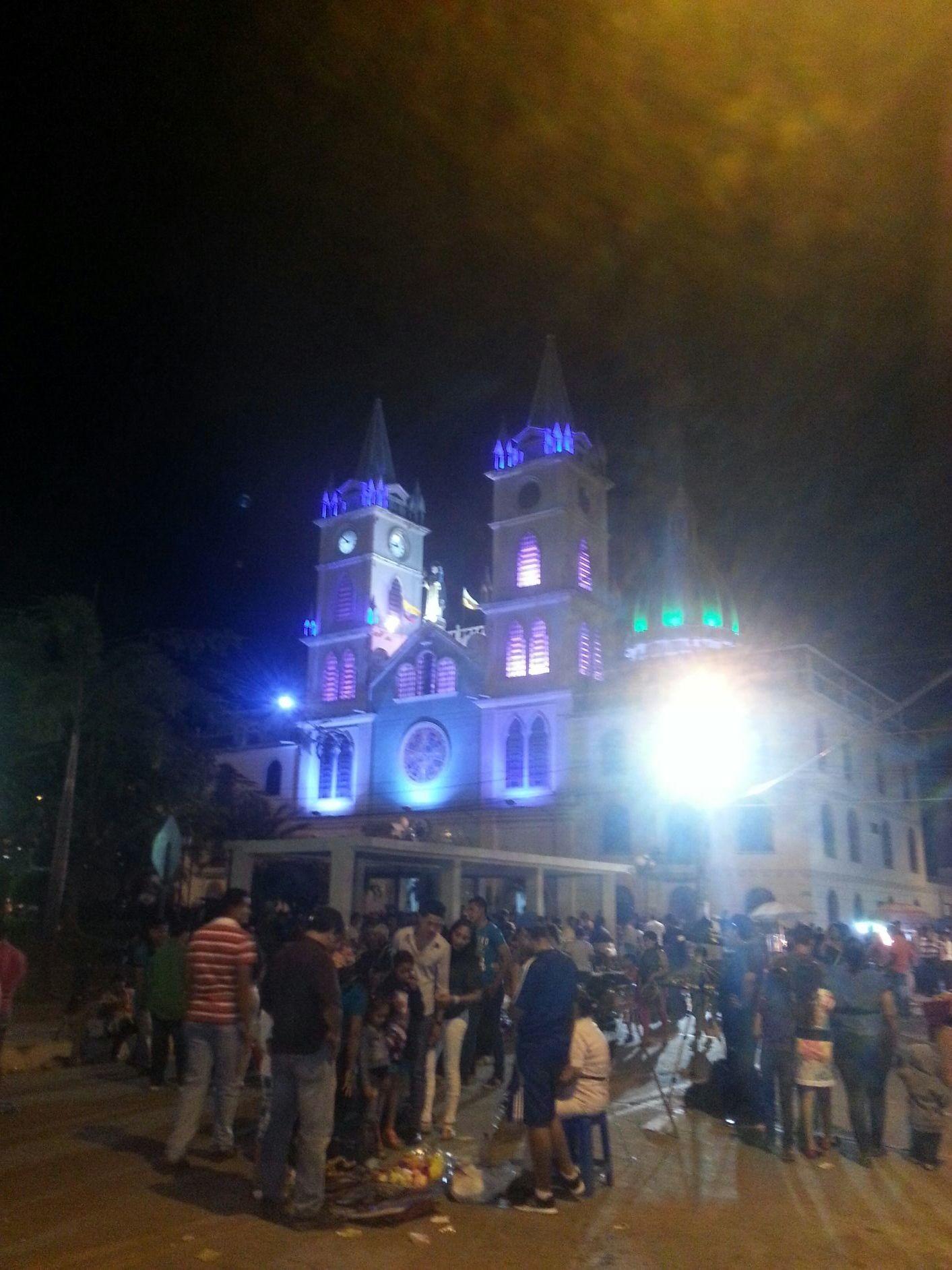 Que linda iglesia