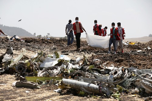 Indonesia crash revelations raise pressure on Ethiopia probe
