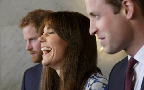 Will, Kate, and Harry: The Fun Royal Power Trio
