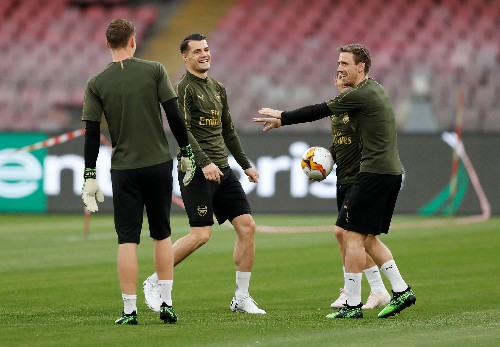 Soccer: Emery gives Arsenal 50-50 chance of reaching Europa League semis