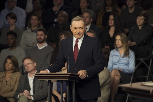 House of Cards Season 3 in Pictures