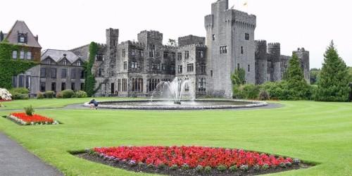 Top 10 Castle hotels