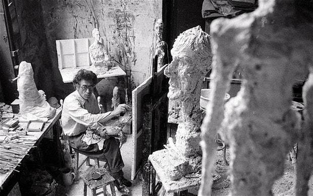 Giacometti's studio: 5 things you didn't know