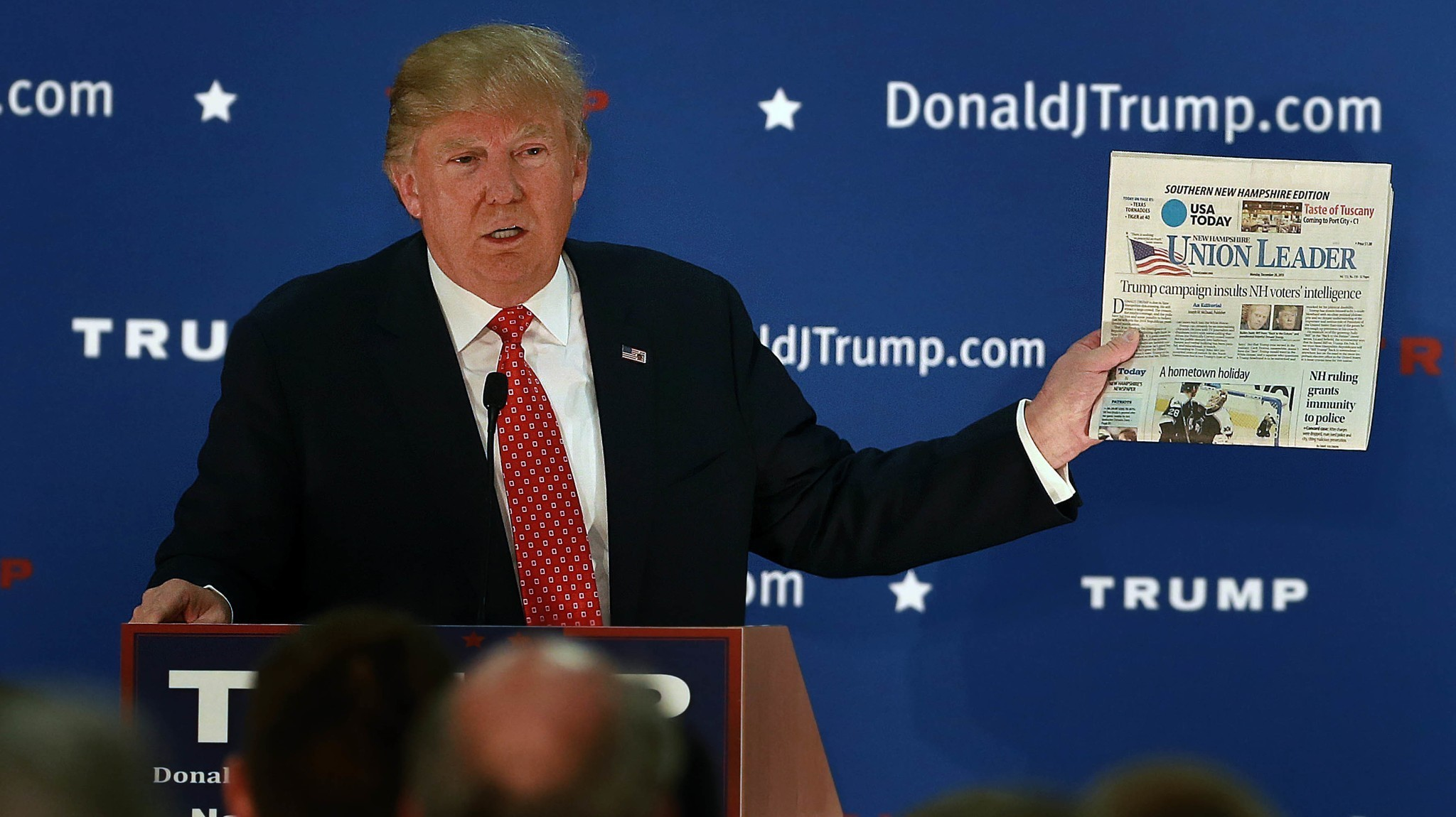 How The Media Failed In Covering Donald Trump