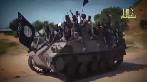 Nigeria's Maiduguri 'under attack'