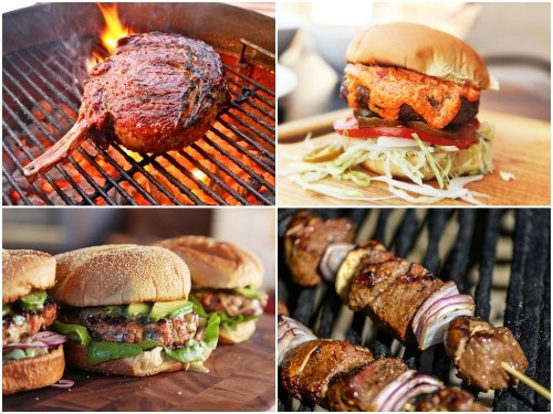 19 Grilled Burger Recipes for Memorial Day