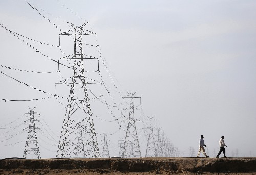 India's electricity demand falls at fastest pace in at least 12 years