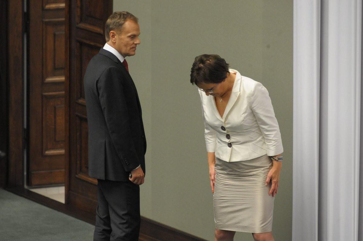 To o tym mówił w Sejmie pan prezes Kaczyński