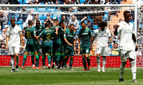 Soccer: Real Madrid end campaign with 12th league defeat