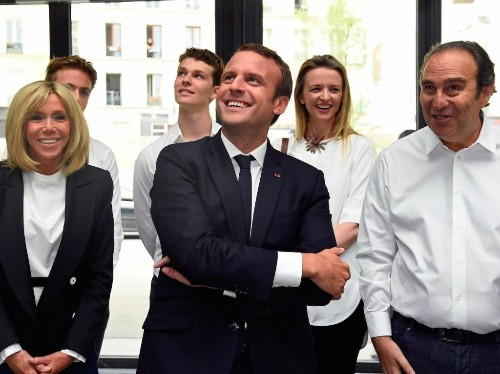 Fintech startups are charmed by Macron — but are reluctant to leave London for Paris