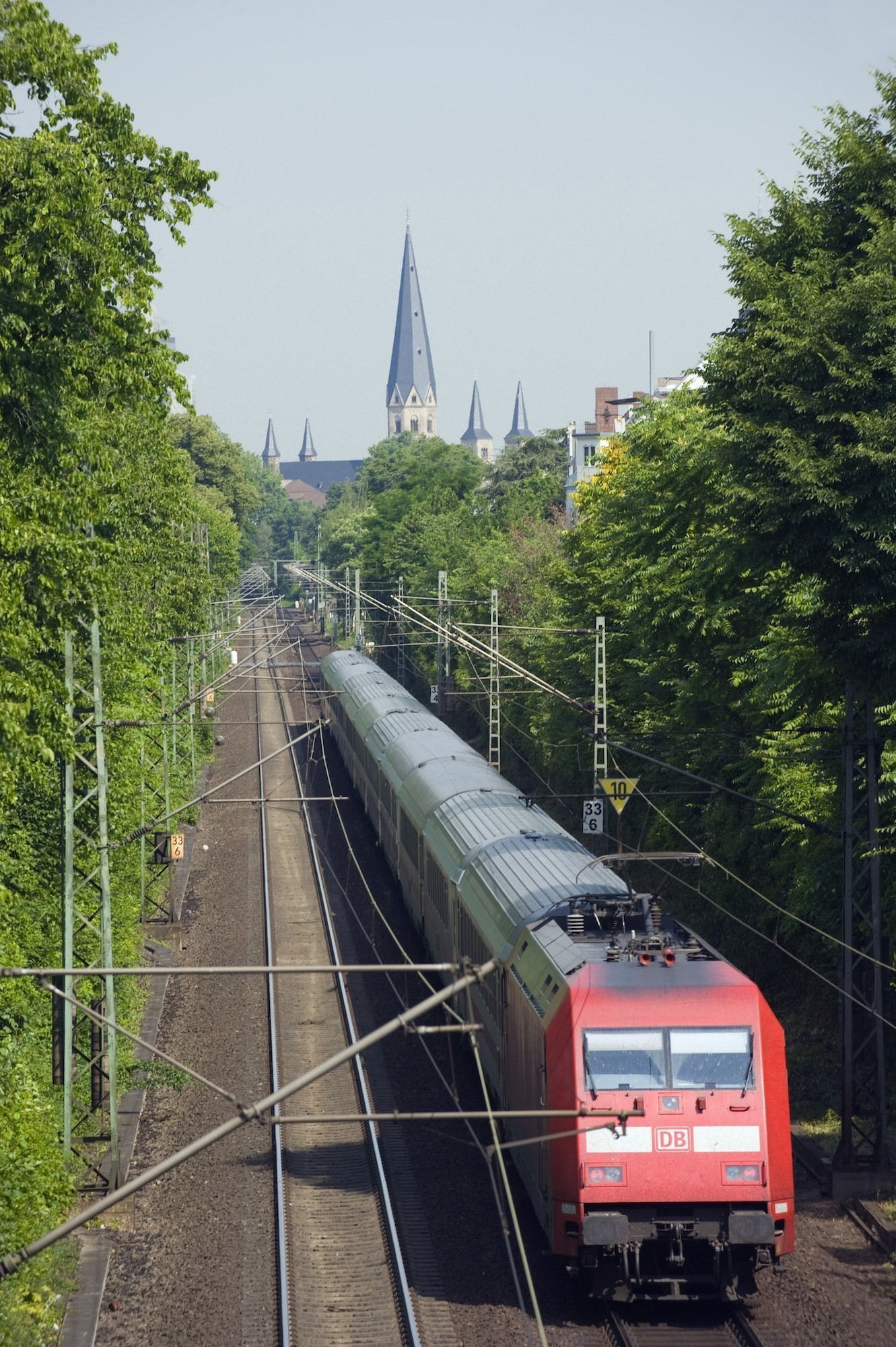 Germany Is Fighting Pollution with Free Public Transportation